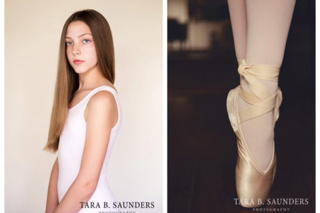 Lily: Tween Ballerina Session